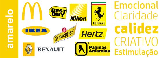 Significado da cor amarela no marketing