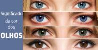 Significado da cor dos olhos