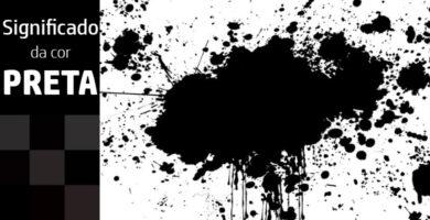 Significado da cor preta