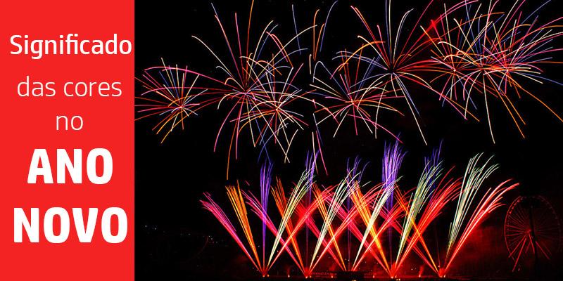 Significado das cores no ano novo