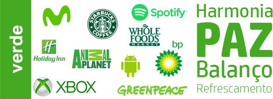 Significado da cor verde no marketing