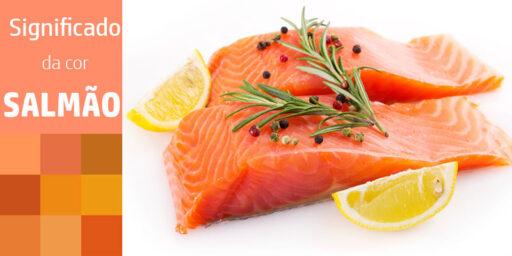 Significado da cor salmão